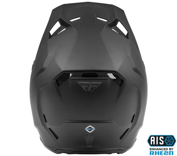 Fly Racing Formula CC Solid Helmet - Matte Black