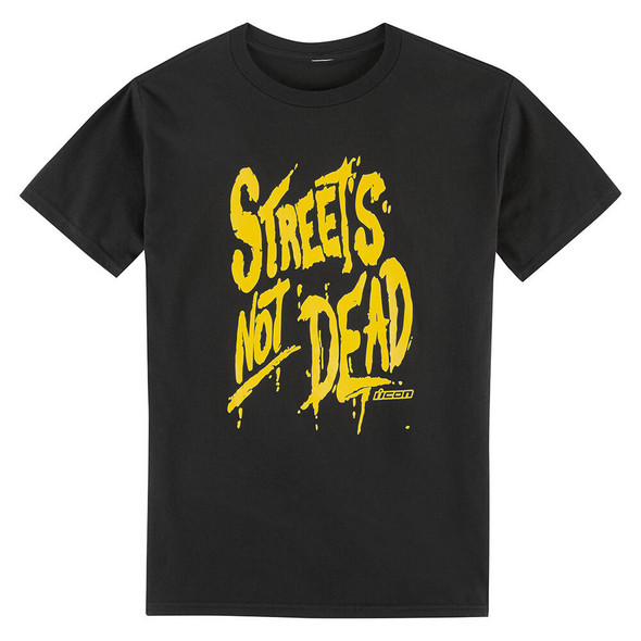 Icon T-Shirt - Streets Not Dead