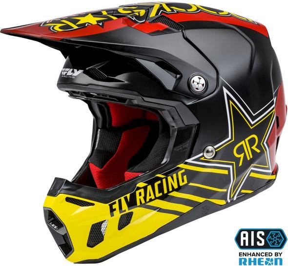 Fly Racing Formula CC Helmet - Rockstar