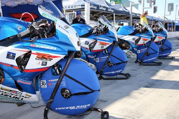 Chicken Hawk Racing Wheel Insulators