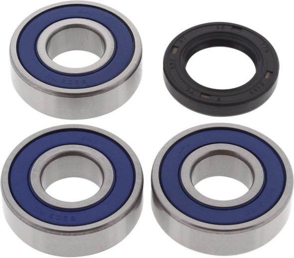 Drag Specialties Wheel Bearing and Seal Kit: 57-78 H-D Sportster Models