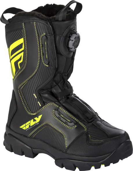 Fly Racing Snow Marker Boots - BOA