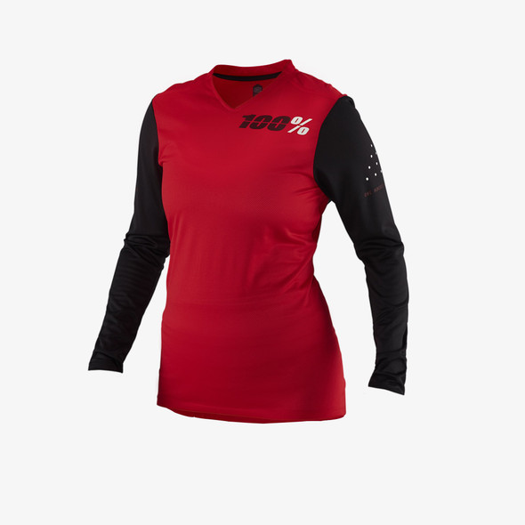 100% Ridecamp Long-Sleeve Women's Jersey