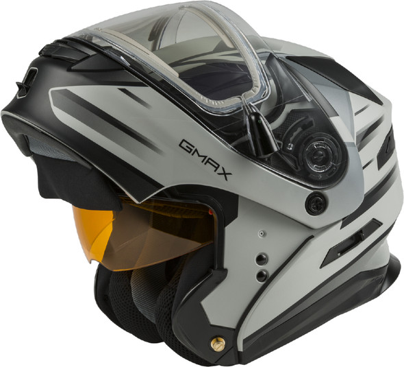 GMAX MD-01S Helmet - Descendant w/ Electric Shield