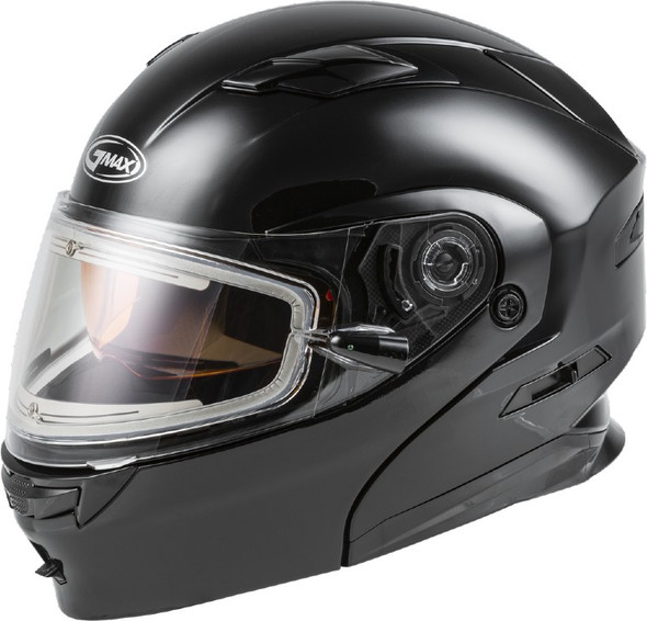 GMAX MD-01S QR Helmet - Solid Colors w/ Electric Shield