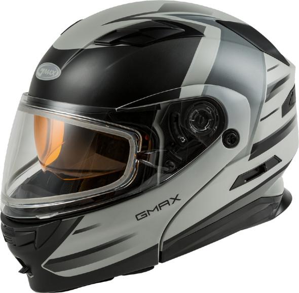 GMAX MD-01S Helmet - Descendant w/ Dual Lens Shield