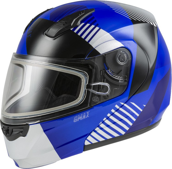 GMAX MD-04S Helmet - Reserve w/ Dual Lens Shield