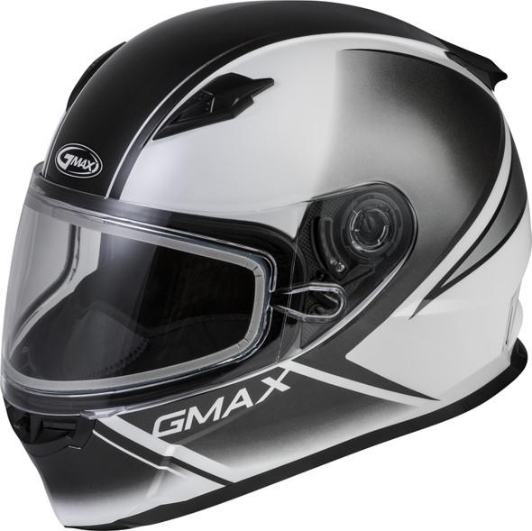 GMAX FF-49S Helmet - Hail w/ Dual Lens Shield