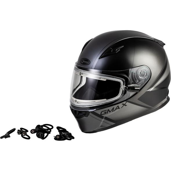 GMAX FF-49S Helmet - Hail w/ Electric Shield