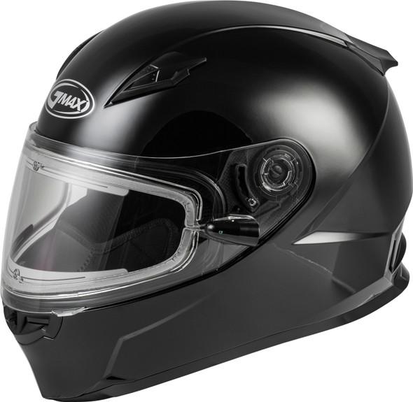 GMAX FF-49S Helmet - Gloss Black w/ Electric Shield