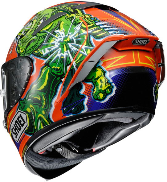 Shoei X-14 Helmet - Power Rush