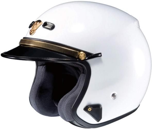 Shoei RJ Platinum R Helmet - Law Enforcement