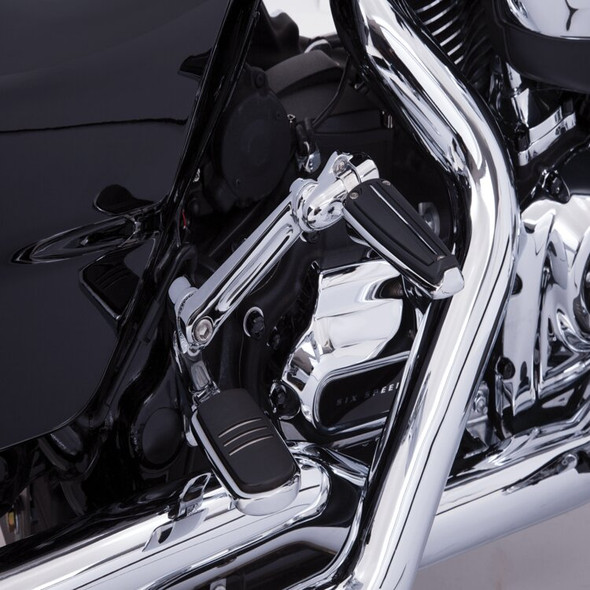 Ciro Adjustable Passenger Comfort Peg Mounts