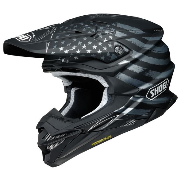Shoei VFX-EVO Helmet - Faithful