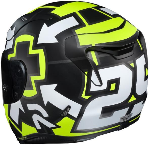 HJC RPHA 11 Pro Helmet - Iannone 2019