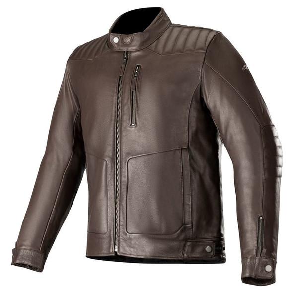 Alpinestars Crazy Eight Leather Jacket