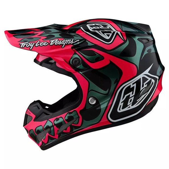Troy Lee Designs SE4 Composite Helmet - Skully