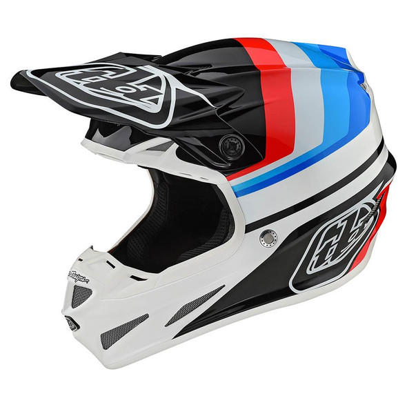 Troy Lee Designs SE4 Composite Helmet - Mirage