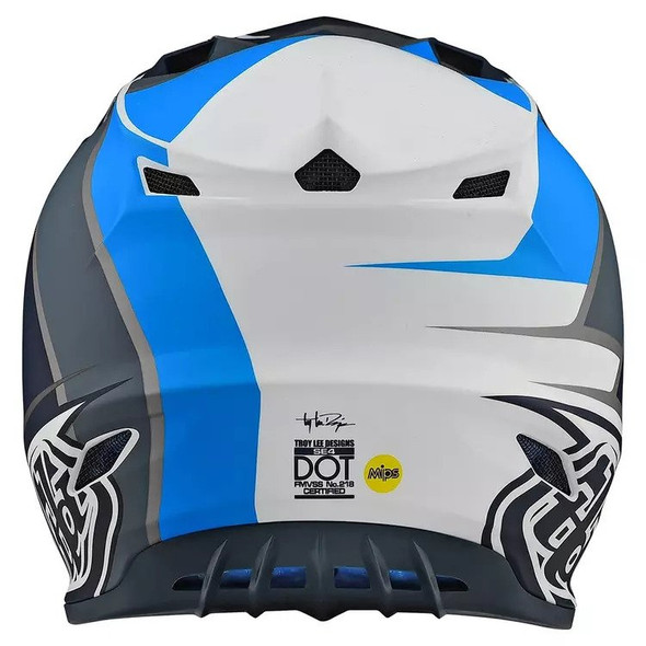 Troy Lee Designs SE4 Polyacrylite Helmet - Beta