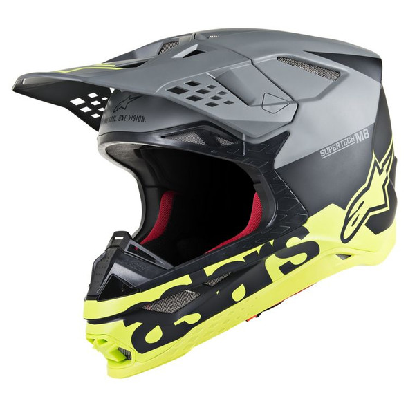 Alpinestars Supertech M8 Radium Helmet