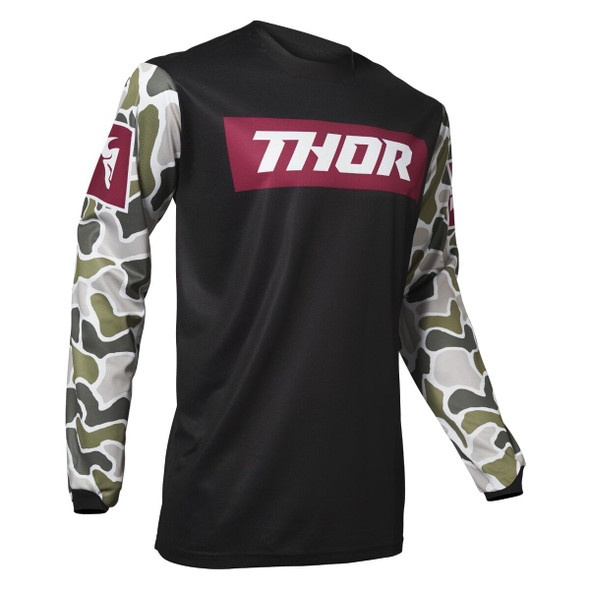 Thor Pulse Jersey - Fire