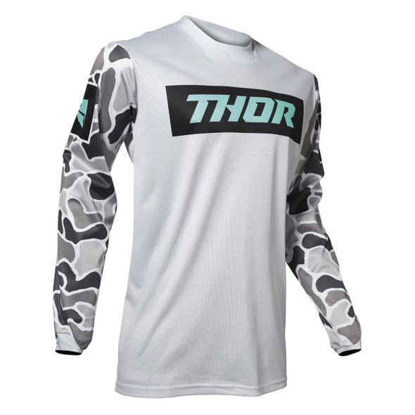 Thor Pulse Air Jersey - Fire