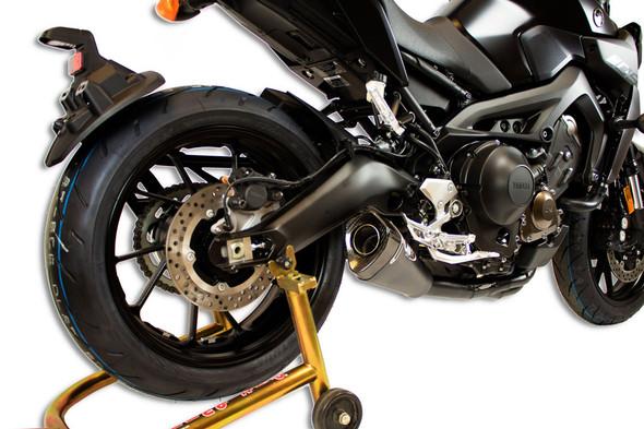M4 14-20 Yamaha FZ-09/MT-09/XSR900 RM1 Full Exhaust - All Black