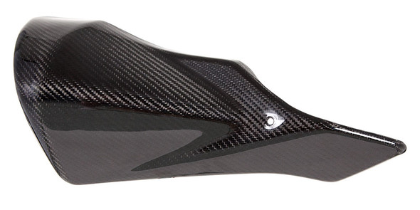 M4 11-20 Suzuki GSX-R 600/750 Carbon Fiber Heat Shield