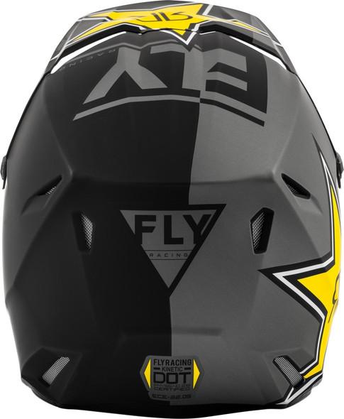 Fly Racing Kinetic Helmet - Rockstar