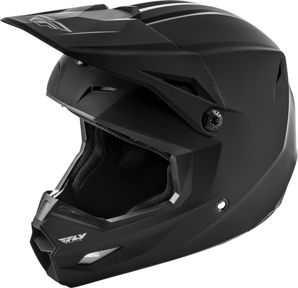 Fly Racing Kinetic Youth Helmet - Solid