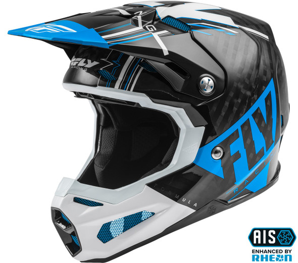 Fly Racing Formula Youth Helmet - Vector