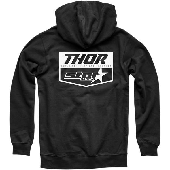 Thor Star Racing Chevron Zip-Up Jacket