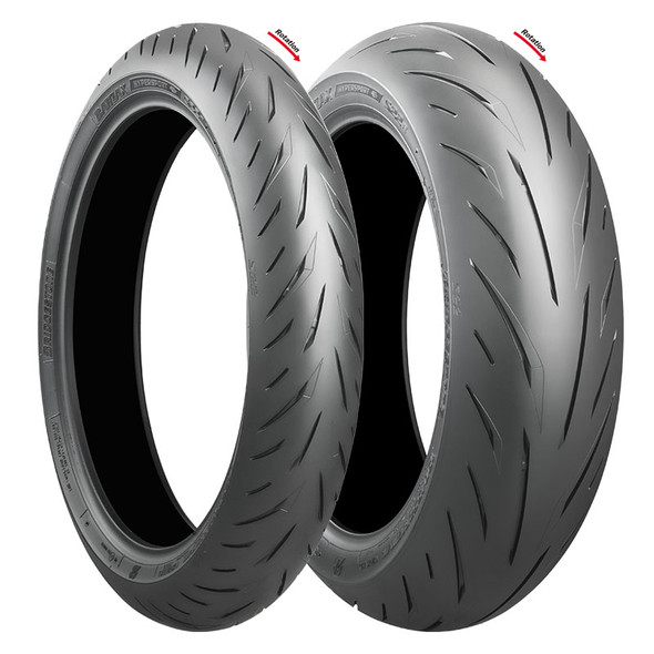Bridgestone Battlax Hypersport S22 Tires
