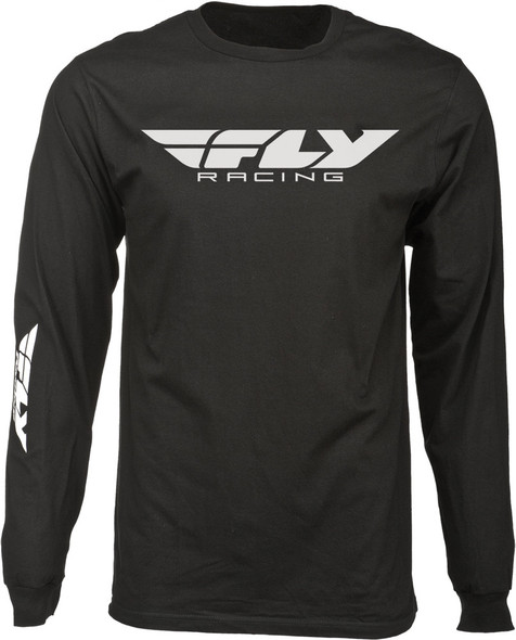 Fly Racing Corporate Long Sleeve Shirt