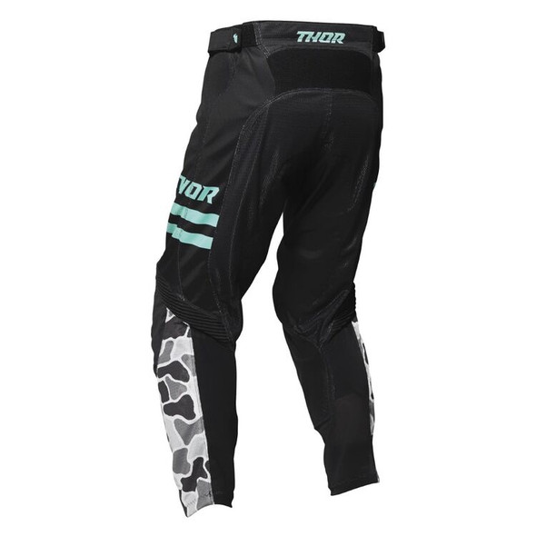Thor Pulse Air Pants - Fire