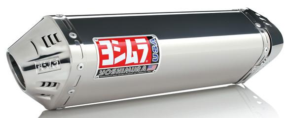 Yoshimura 11-20 Suzuki GSX-R 600/750 - TRC Street Slip-On Exhaust