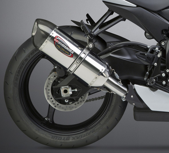 Yoshimura 11-20 Suzuki GSX-R 600/750 - Alpha Signature Slip-On Exhaust