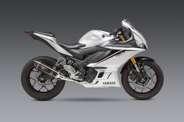 Yoshimura 15-20 Yamaha YZF-R3 - R-77 Race Full Exhaust