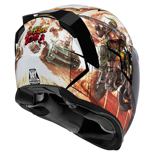 Icon Airflite Helmet - Pleasuredome3
