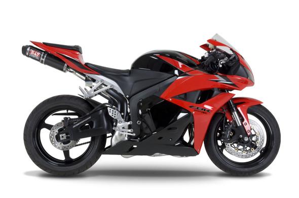 Yoshimura 09-19 Honda CBR 600RR - RS-5 Race Full Exhaust - SS/CF/CF