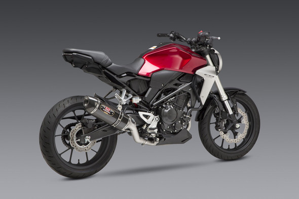 Yoshimura 19-20 Honda CB 300R - R-77 Race Works Full Exhaust