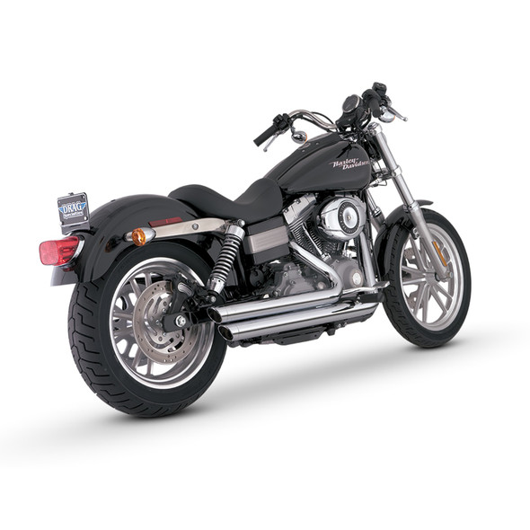 Vance & Hines Big Shots Long Exhaust - HD 06-17 Dyna