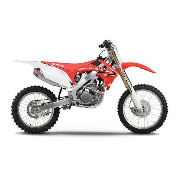 Yoshimura 11-13 Honda CRF 250R - RS-4 Signature Full Exhaust - SS/AL/CF