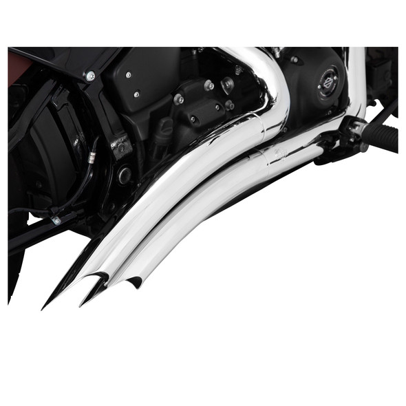 Vance & Hines Big Radius 2-into-2 Full Exhaust: 2018+ Softail Models