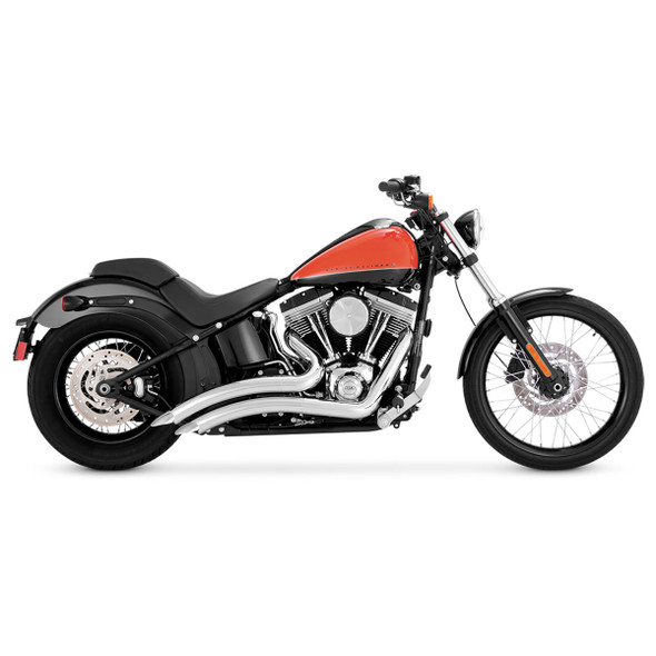 Vance & Hines Big Radius 2:2 Exhaust System - HD 86-17 Softail