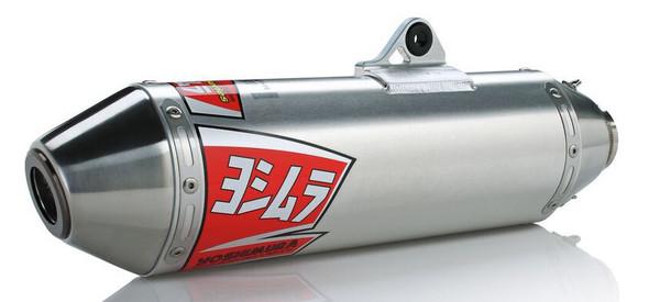 Yoshimura 07-19 Honda CRF 150R/RB - RS-2 Signature Slip-On Exhaust - SS/AL/SS
