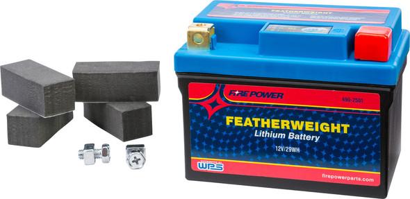 Firepower Featherweight Lithium Batteries