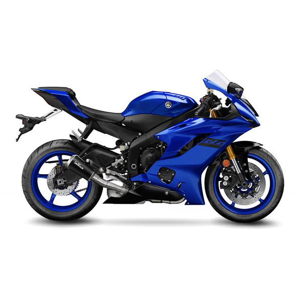 Leo Vince 06-20 Yamaha R6 LV-10 Slip-on Exhaust