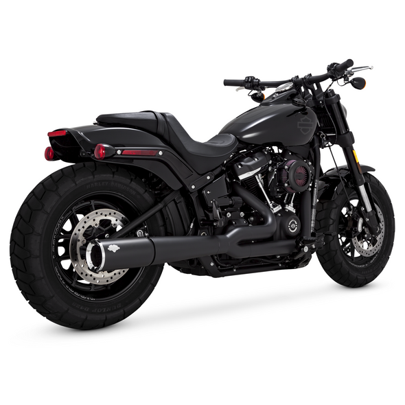 Vance & Hines Pro Pipe 2-into-1 Exhaust: 2018+ Softail Models