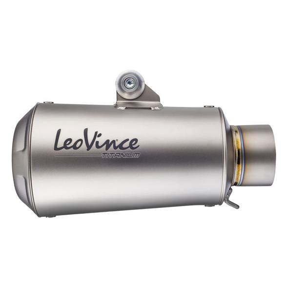 Leo Vince 17-20 Suzuki GSXR 1000 LV-10 Slip-On Exhaust